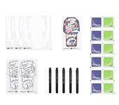 DJI Mavic Mini DIY Creative Kit For DJI Mavic Mini Sticker Set Hand Draw Skin