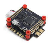 GEPRC SPAN-F722-BT F7 Flight Controller & 50A BL_32 3-6S ESC Stack for RC Drone