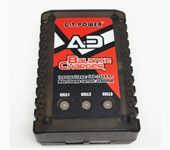 G.T. Power A3 LiPo 2S-3S Battery Balancer Charger 7.4V-11.1V RC Compact Charger