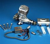 New DLE35RA Gasoline engine 35CC For Model Airplane
