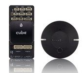 The Cube & Here 2 Flight Controller and GPS Combo (Black & Standard Carrier Board)