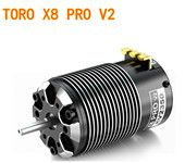 SKYRC TORO X8 PRO V2 2350KV Brushless Motor for 1:8 RC Cars Buggy