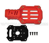 Tarot 16mm Motor Mount Fixed Installation Seat TL68B19 Red