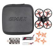 Emax Tinyhawk S 75mm F4 OSD 1S-2S Micro Indoor FPV Racing Drone 600TVL CMOS Camera BNF
