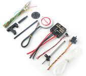 Deluxe Version INAV F4 Flight Controller FC with OSD Buzzer 5V/3A BEC SBUS/PORT M8N GPS RC FPV Racing