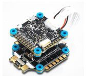 Hobbywing XRotor Flight Controller F4 G3 & Micro 60a 4in1 ESC Stack for 130-300mm FPV Quadcopter
