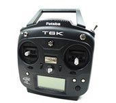 Futaba 6K V2 8-Channel 2.4G Two-way Transmitter with R3006SB Receiver