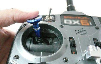 M3 for Transmitter stick upgrade