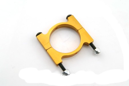 aluminum tube clip clamp