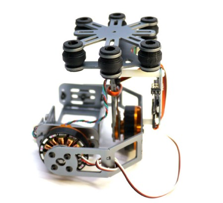 J&K Brushless Gimbal for Gopro Camera J-KGOPRO