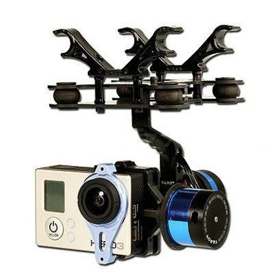 TAROT 2-Axis Brushless Gimbal Assembly T-2D for Gopro Hero 3