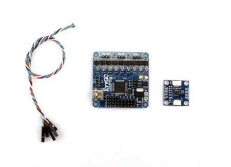 EvvGC 3/2axis Brushless Gimbal Controller (Open Source)