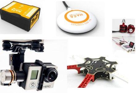 DJI NAZA-M V2+GPS+H3-2D