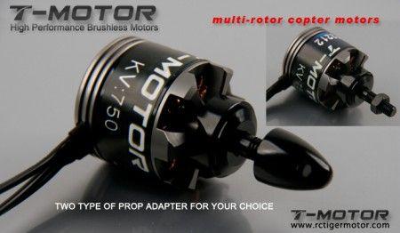 T-Motor MT2212 750KV Outrunner Brushless Motor Multicopter