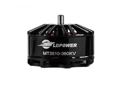 LD M Series MT3510 360KV Outrunner Brushless Motor Multicopter