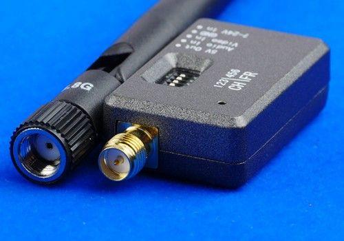 TS586 5.8GHz 600mW 32 Channel AV Wireless Transmission Transmitt