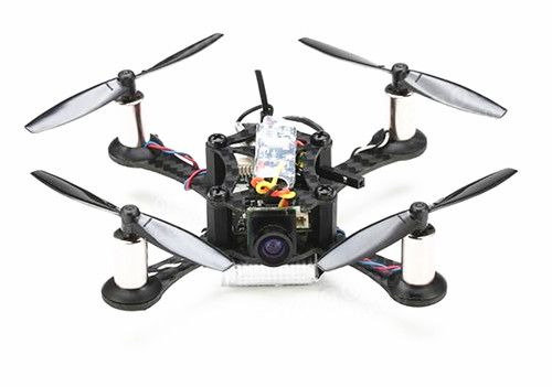 kingkong smart100 100mm futaba dsm2 receiver micro fpv