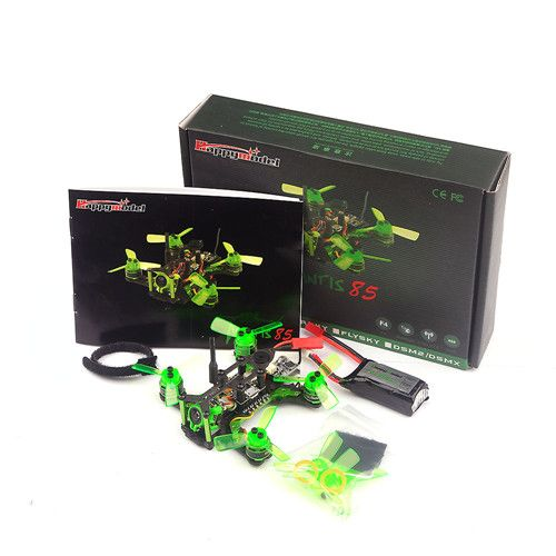 Mantis85 85mm FPV Racing Drone w/ Supers_F4 6A BLHELI_S 5 8G