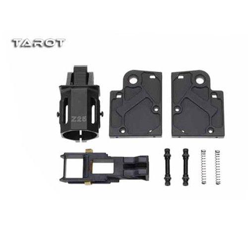 Tarot Z25 folding arm seat / matte black TL25A1--Feixiang RC