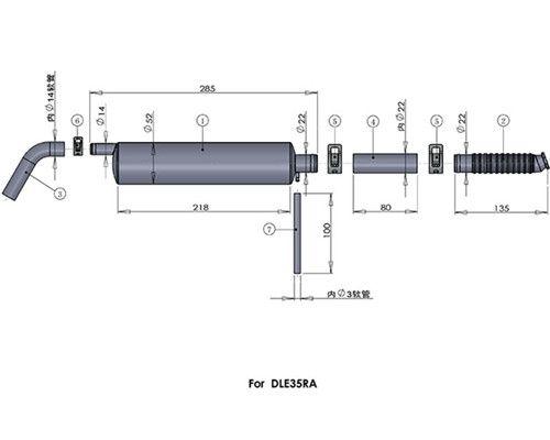 5226_dimg5 dle 35 ra rear dump canister kit