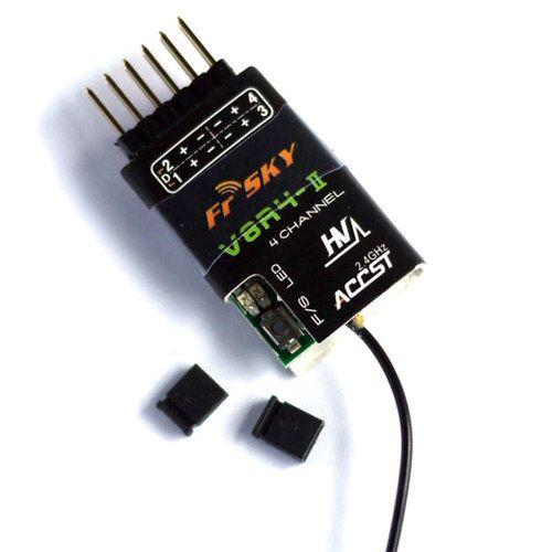 FrSky V8R4-II 4 Channel Park Flier Receiver for RC model